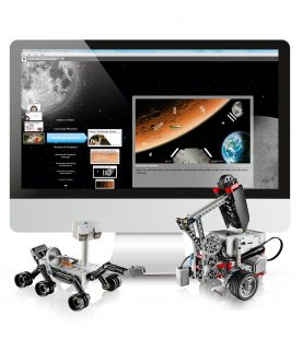 Using LEGO MINDSTORMS Across the Curriculum