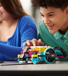 LEGO Education Spike Prime and STEAM